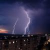 Устройство и электромонтаж молниезащиты. Пассивная система молниезащиты
