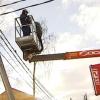 Мощный ураган оставил без света часть Екатеринбурга – видео