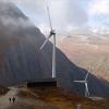 На самом высоком перевале Альп заработала ветроэлектростанция – видео