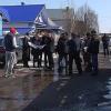 Воронежцы  протестуют против возведения трансформаторной подстанции посреди улицы – видео