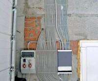 Электромонтаж и прокладка кабеля в жилых и нежилых помещениях