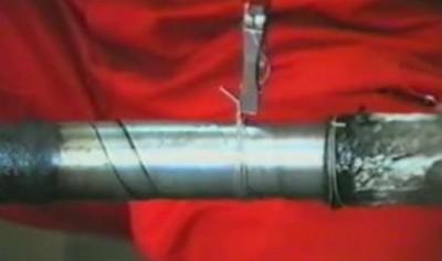 Монтаж бандажа на кабель