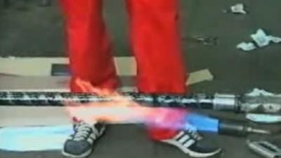 Очистка кабеля от битумной мастики