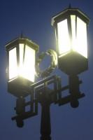 электромонтаж наружного освещения