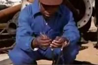 Электромонтаж кабельной муфты