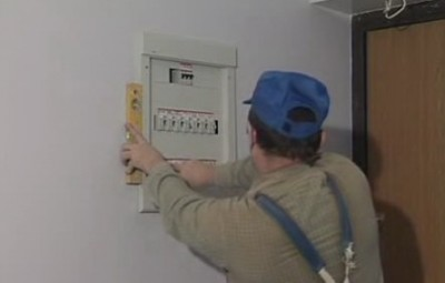 Электромонтаж электрооборудования