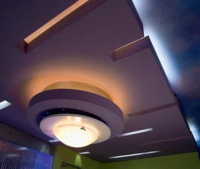 Электромонтаж освещения в квартирах, офисах, дачах, коттеджах