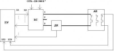 Схема РТ-2048-05