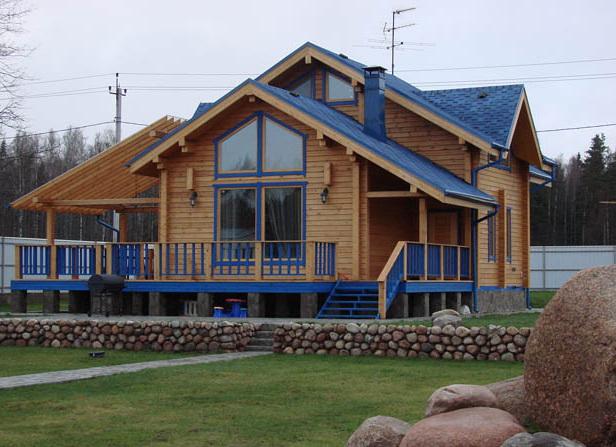 Строим дом своими руками - Самодельные