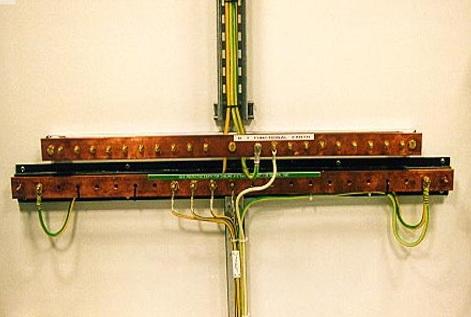Модульная - штыревая система заземления предназначается для организации...