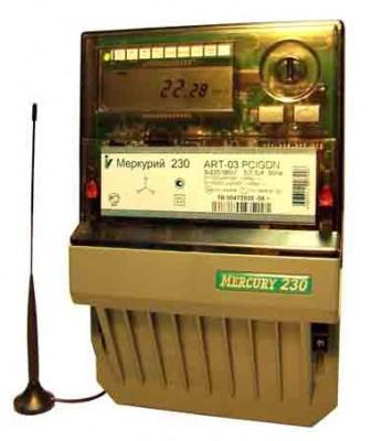 Установка счётчиков электроэнергии