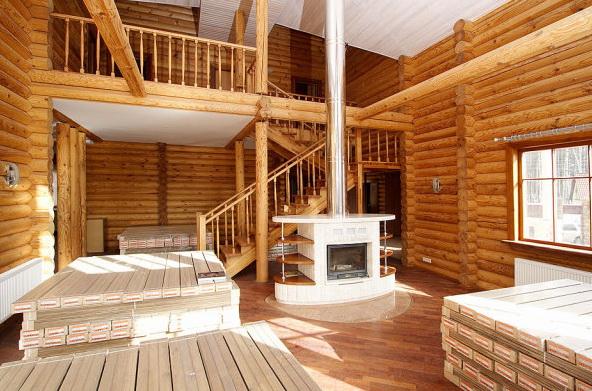 открытая электропроводка в деревянном доме - Всякое разное.