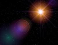 Электроэнергия солнца и звёзд