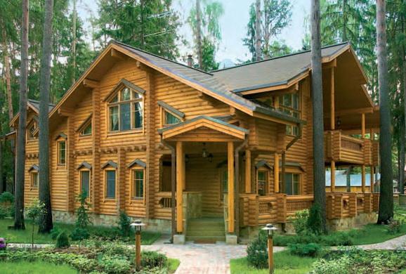 Основным достоинством деревянного дома из оцилиндрованного бревна является то, что после оцилиндровки...