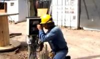 Техника безопасности при электромонтаже на строительной площадке