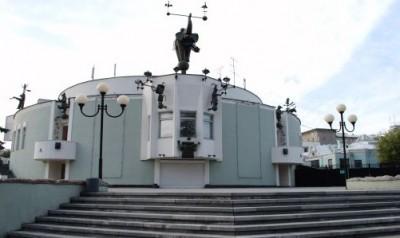 Аварийное состояние театра Дурова