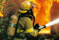 Пожар из-за неисправности в электропроводке