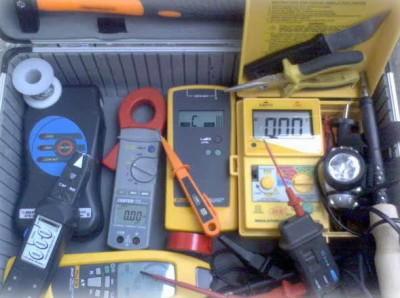 Электроизмерительные приборы электромонтажника
