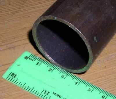 Выбор металлических труб для прокладки кабеля в деревянных домах