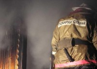 Пожар тушили 20 пожарных расчетов