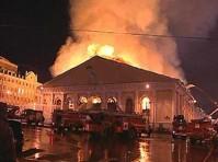 Пожары из-за неисправной электропроводки