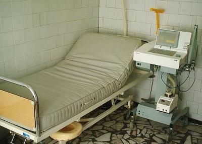 Реанимация. Больница.
