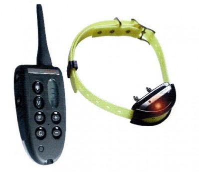 Электронный ошейник, воздействующий электрическим током
