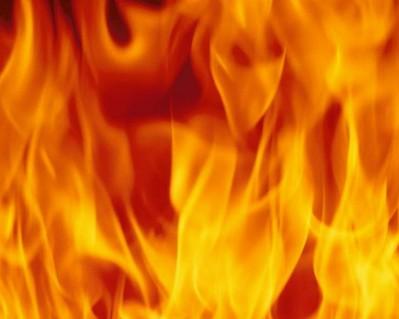 Пожар из-за короткого замыкания