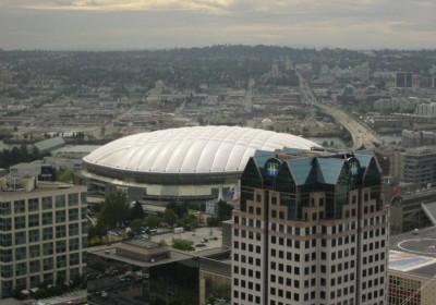 Стадион в Ванкувере
