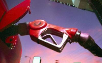 Опасный сбыт бензина