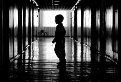 Ребенок в детском доме