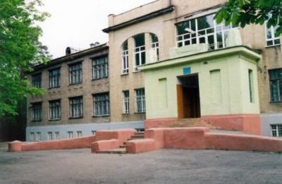 Школа в поселке Малаховка