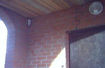 Установка датчика движения для наружного освещения
