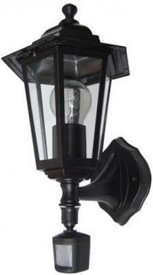 Электромонтаж светильников с датчиками движения