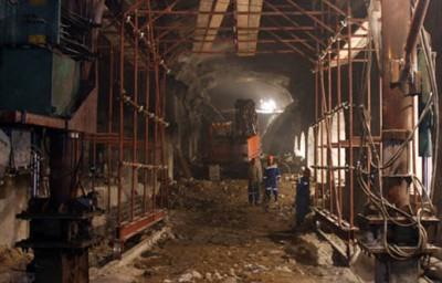 Монтажные работы в метро Алматы