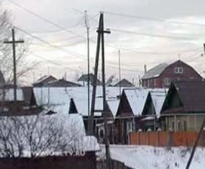 ЛЭП вблизи жилых домов