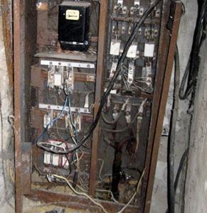 Модернизация вводно-распределительного устройства (ВРУ)