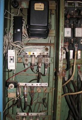 Реконструкция вводно-распределительного устройства (ВРУ)