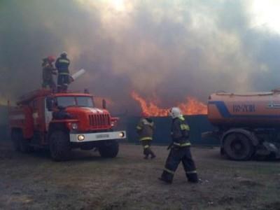 Пожар из-за которткого замыкания в электропроводке
