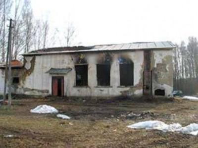 Дом культуры в деревне Селько