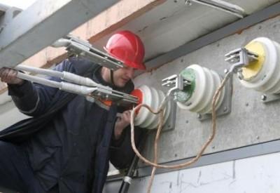 Электромонтаж оборудования