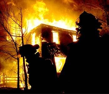 Пожар в мини-пансионате