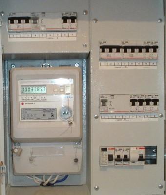 электропроводка в частном доме - Схемы ...