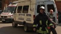Пожар в Казани