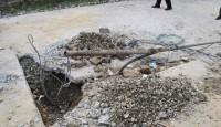 Неквалифицированный монтаж силового кабеля привел к взрыву
