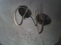 Ветхая электропроводка в Доме культуры