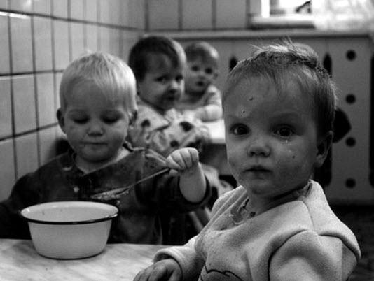 Дети в дет доме фото
