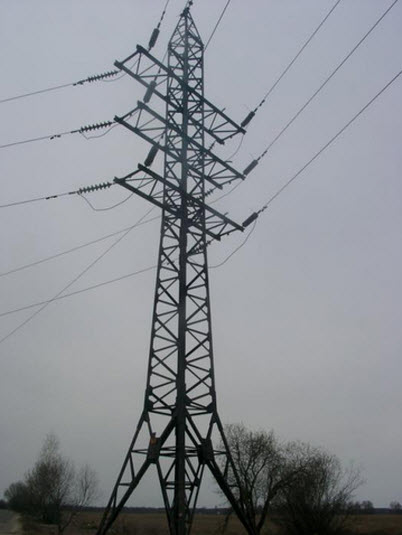 ...таких конструкций, как опоры высоковольтных линий, мачты, башни, линии электропередач требует особого подхода.