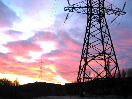 В2013 году наКубани объем выработки электроэнергии вырос на2,8%