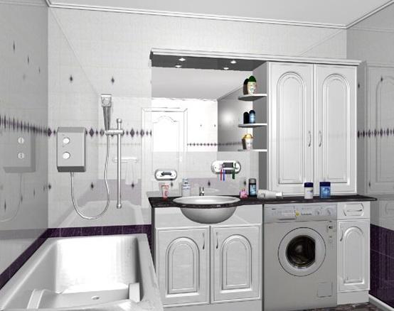 розетки в ванной комнате фото